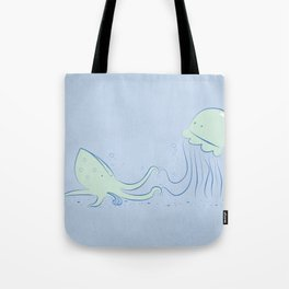 Knucks Tote Bag