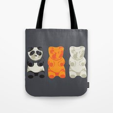 You don't fit in. Tote Bag