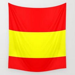 Flag of spain 4-spain,espana, spanish,plus ultra,espanol,Castellano,Madrid,Barcelona Wall Tapestry