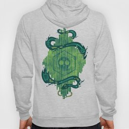 Green is the Color of Death Hoody