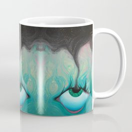 Starry-Eyed Coffee Mug