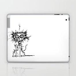 Angst Cat Laptop & iPad Skin