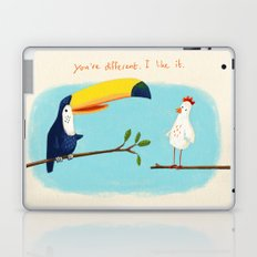 You're different. I like it. Laptop & iPad Skin