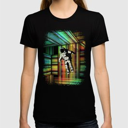 Trapped in Multiple Time Dimension T-shirt