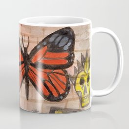 Punk Graffiti Coffee Mug