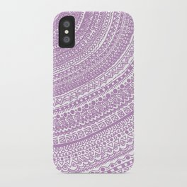 Pink Pulse o2. iPhone Case
