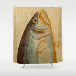 Piscibus 10 Shower Curtain