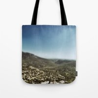 france Tote Bags featuring France by jmdphoto