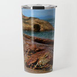 Sea Landscape Travel Mug