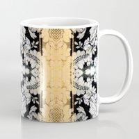 baroque Mugs featuring Baroque by Monike Meurer