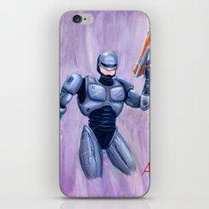 ROBcop iPhone & iPod Skin