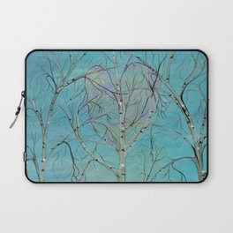 THE TREES SPEAK TO ME IN WHISPERS Laptop Sleeve