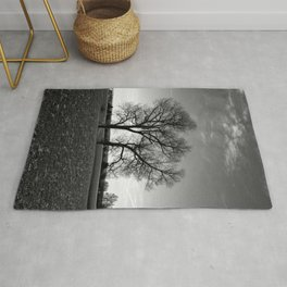 Concept nature : Two tree´s Rug