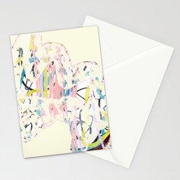 A Nervous Bundle Stationery Cards