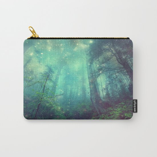 Enchanted Forest II Carry-All Pouch