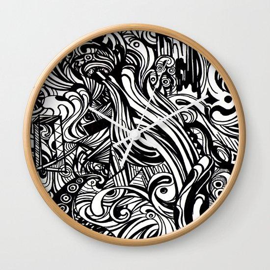 REM 4 Wall Clock