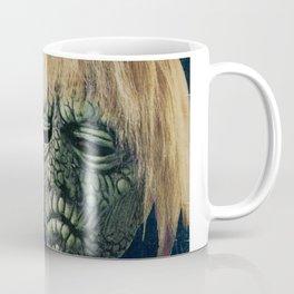 Zombie Mask Coffee Mug