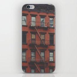 New York Apartments iPhone Skin