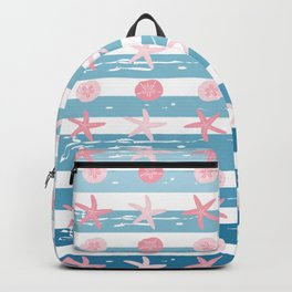 AFE Starfish Pattern Backpack