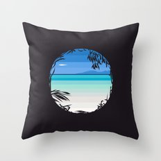 Moana Patitifa Throw Pillow