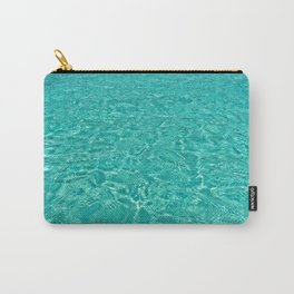 Aqua Heaven Carry-All Pouch