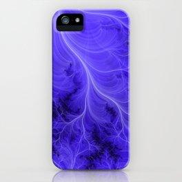 Lightning Nebula iPhone Case