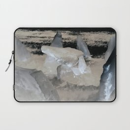 Ice and Fire Laptop Sleeve