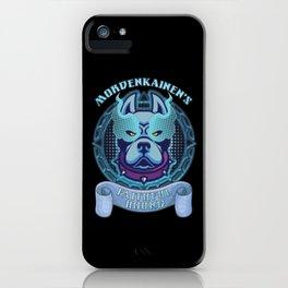 D&D - Mordekainen's Faithful Hound iPhone Case
