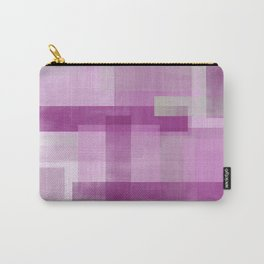 Untitled No. 3 | Fuchsia Carry-All Pouch