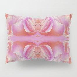 462 - Abstract Flower Design Pillow Sham
