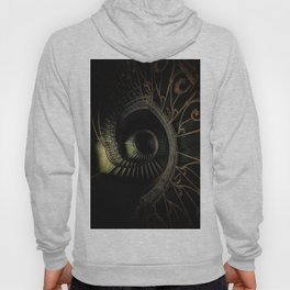 Old spiral staircase Hoody