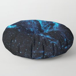 Cygnus Loop Nebula Floor Pillow