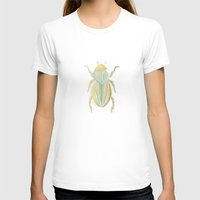 beetle T-shirts featuring Beetle by Very Sarie