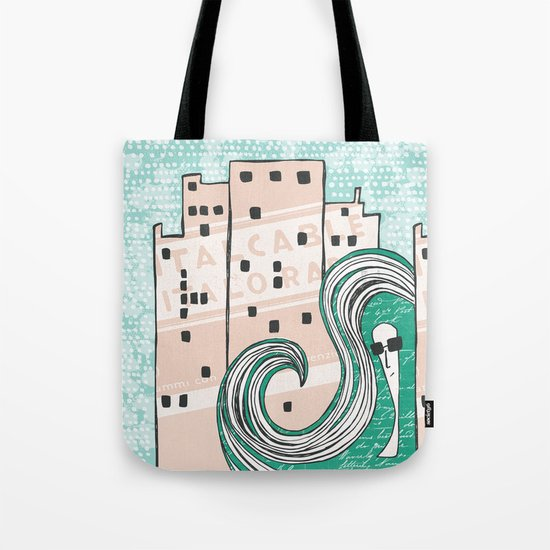 City Chic Tote Bag
