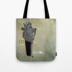 CRZN Dynamic Microphone - 002 Tote Bag