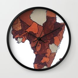 Motherland Wall Clock