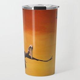 Pelican Heaven Travel Mug