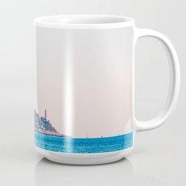 Cap de Nice and Cap Ferrat Coffee Mug