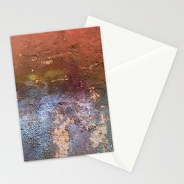 Distresssed Stationery Cards