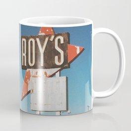 Roy's Retro Motel Coffee Mug