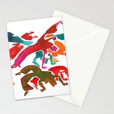 Capoeira 243 Stationery Cards