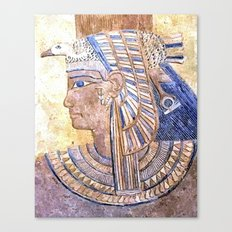 Egyptian Queen Canvas Print