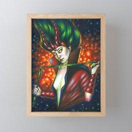 Dreamqueen Framed Mini Art Print