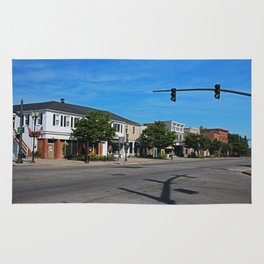 A Street in Perrysburg IV Rug