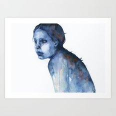 Ruggine Art Print