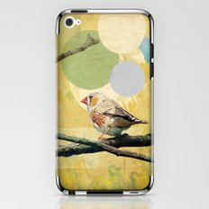 Bird Song iPhone & iPod Skin