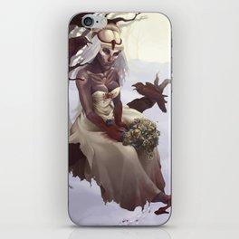 Haunt iPhone Skin