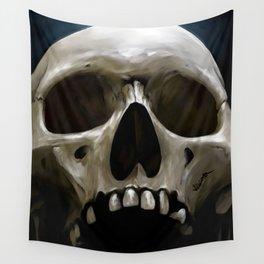 Skull 13 Wall Tapestry
