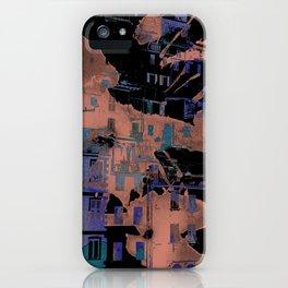Aqua Village Hill iPhone Case