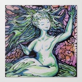 Morning Muse Canvas Print